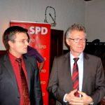 Kummer kommt nach Lampertheim Sozialdemokraten haben Stichwahl am 19. April im Blick